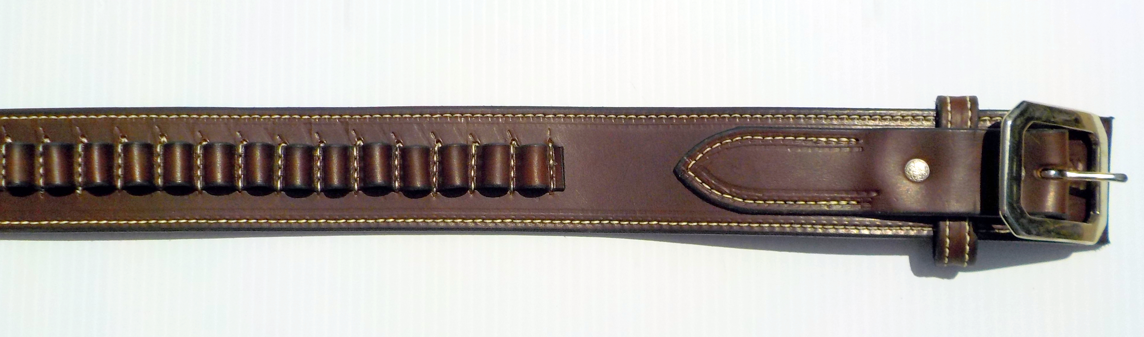 The Ultimate Western Premium Full Grain Leather Belt With